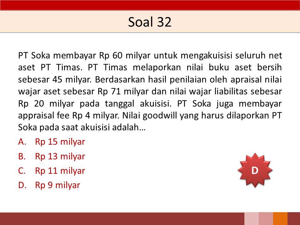 Soal 32