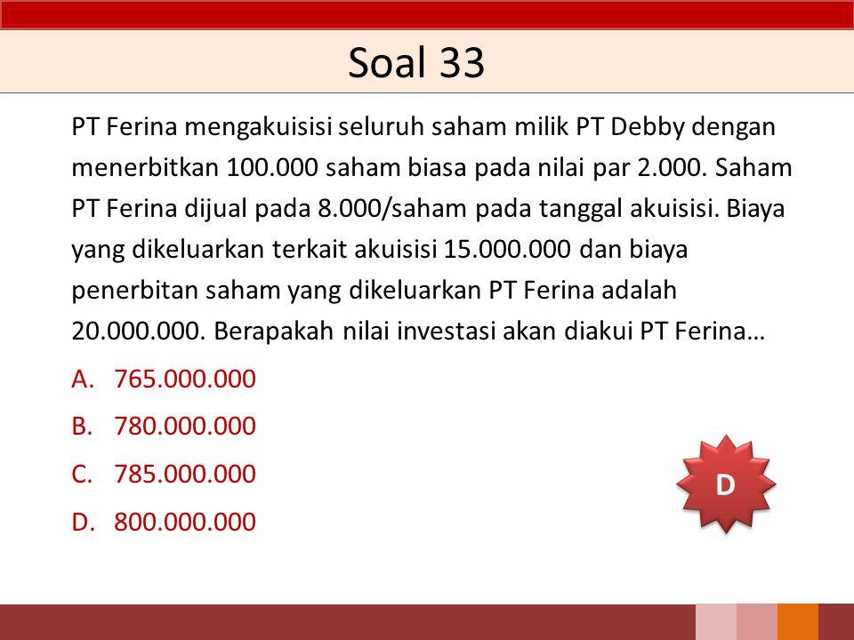 Soal 33