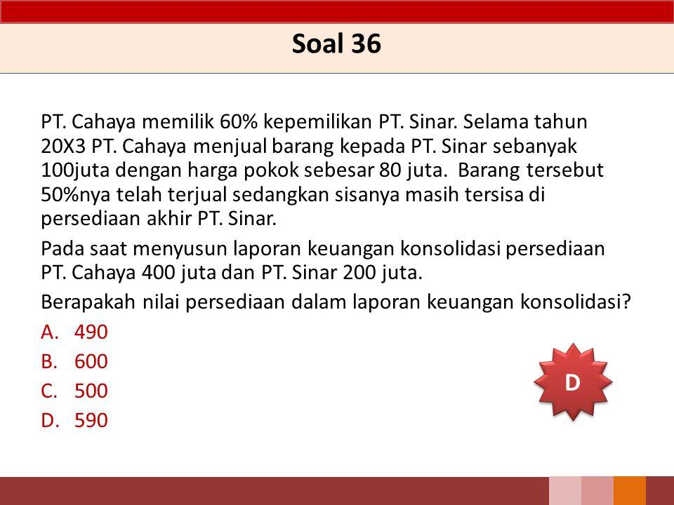 Soal 36