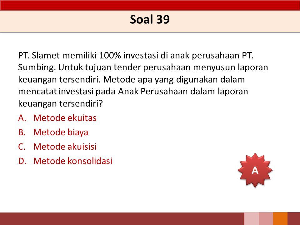 Soal 39