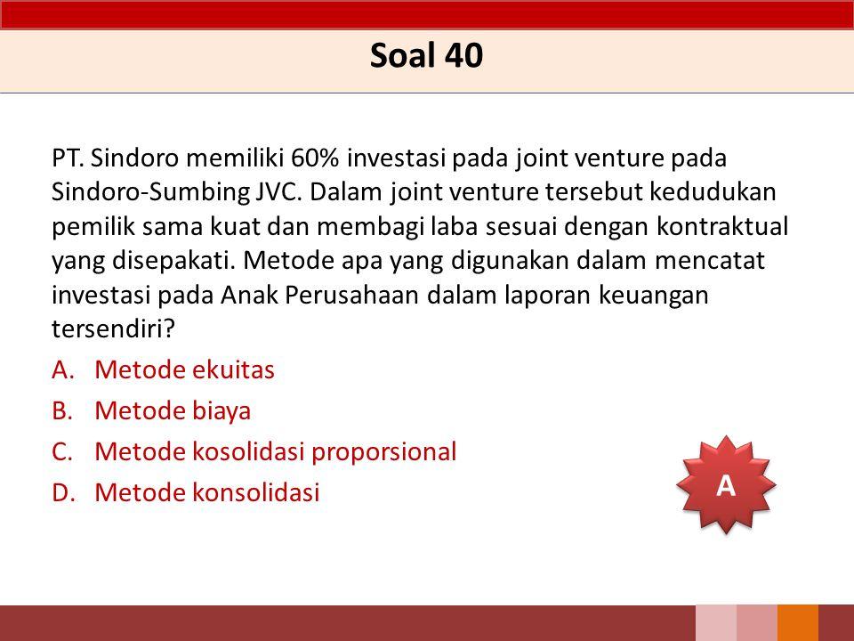 Soal 40