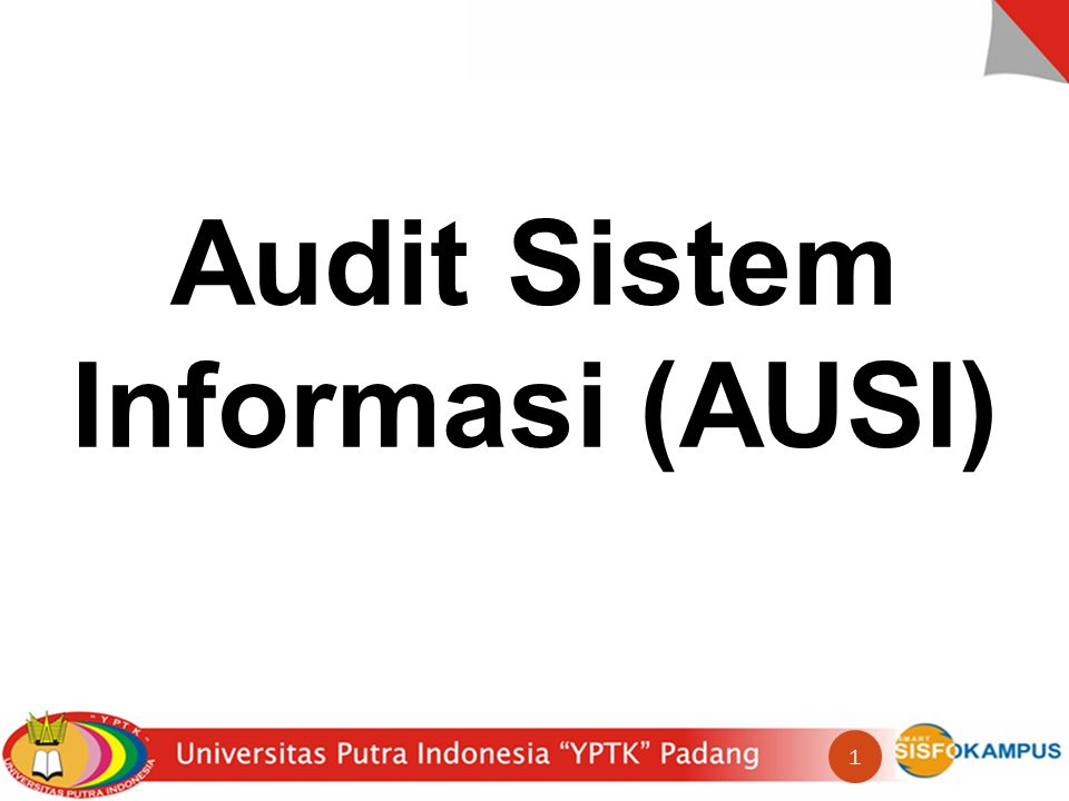 Audit Sistem Informasi (AUSI)