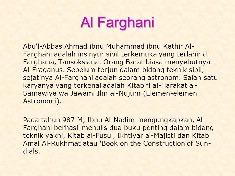Al Farghani