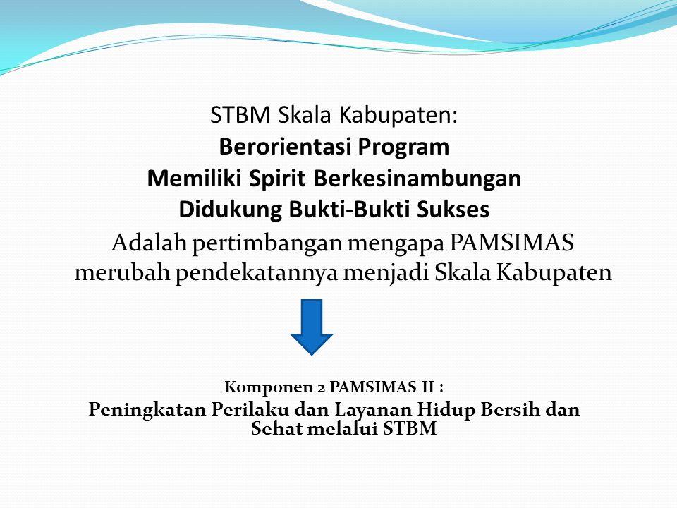Peningkatan Perilaku dan Layanan Hidup Bersih dan Sehat melalui STBM