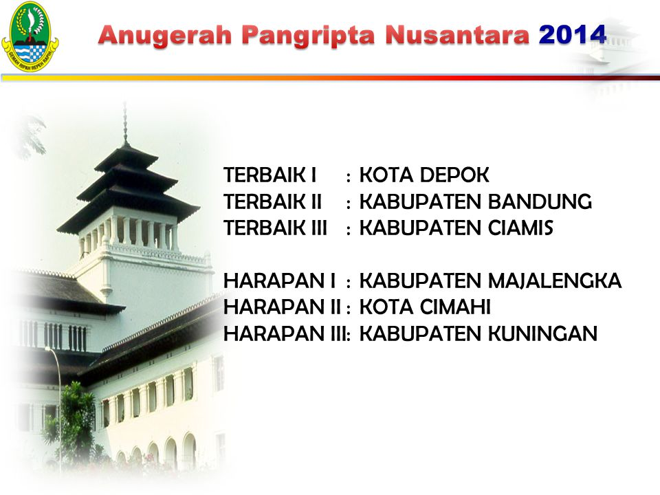 Anugerah Pangripta Nusantara 2014