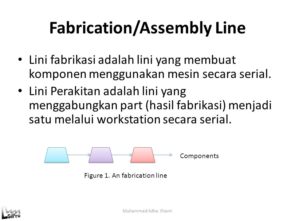 Fabrication/Assembly Line