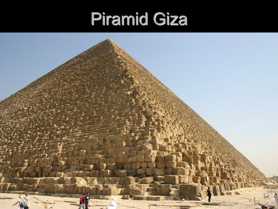 Piramid Giza