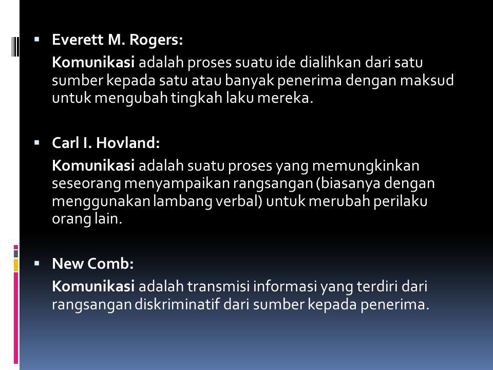 Everett M. Rogers:
