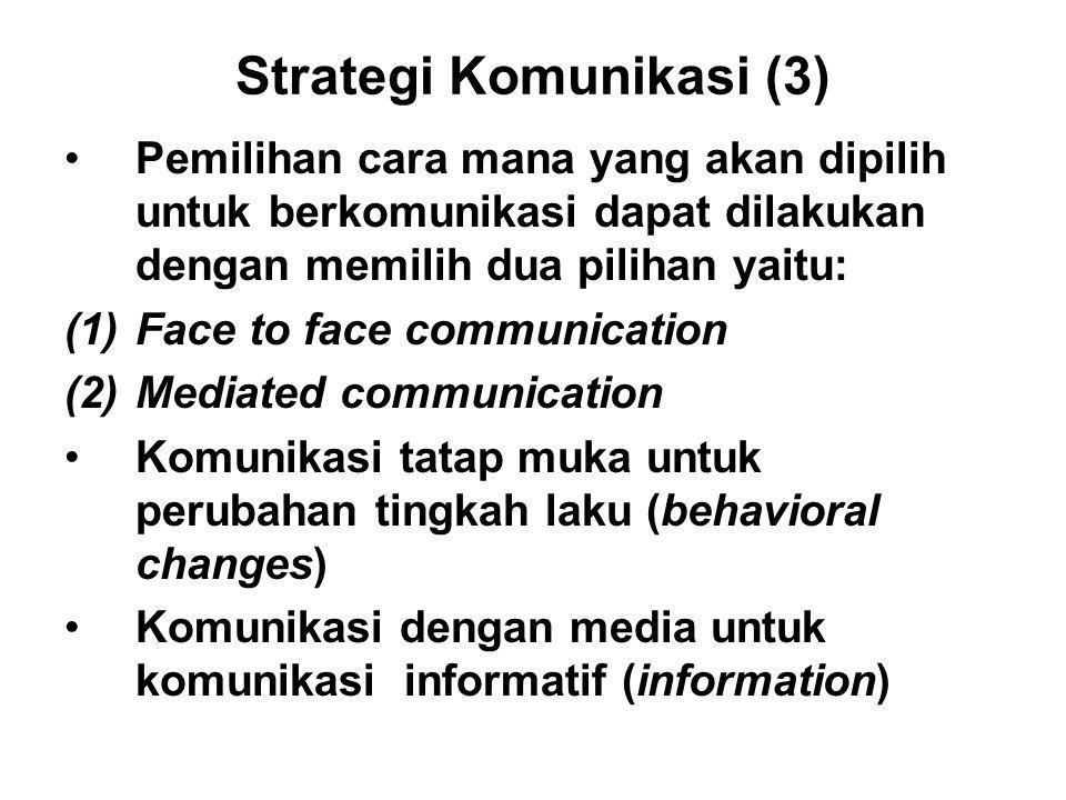 Strategi Komunikasi (3)