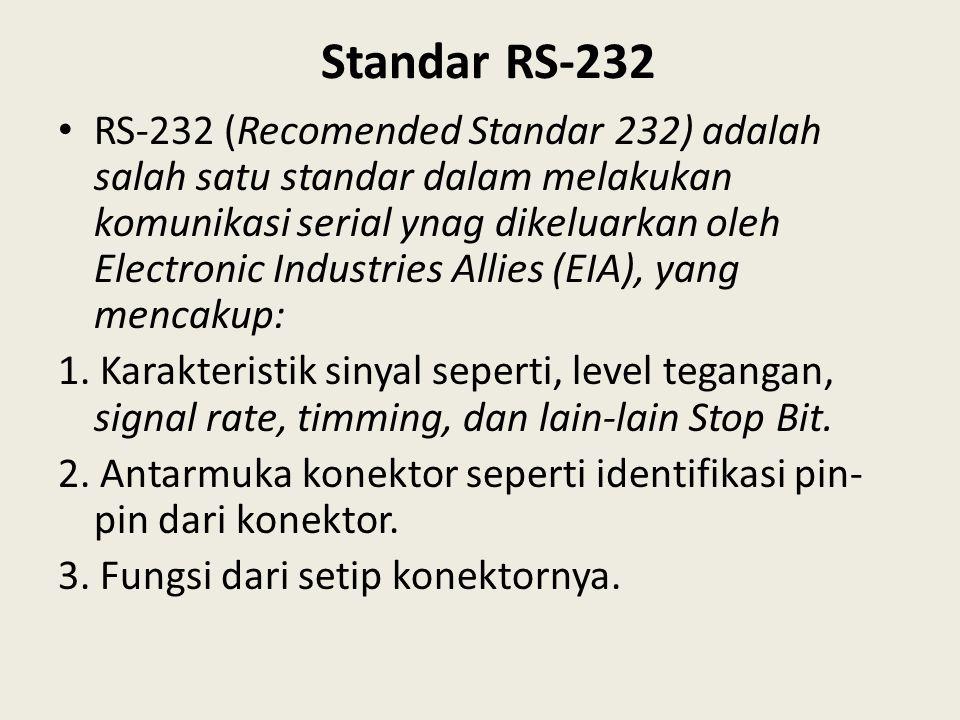 Standar RS-232