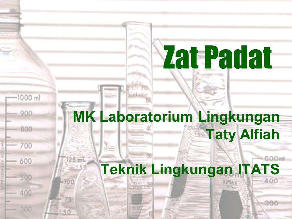 Lab_Lingkungan ITATS - Taty Alfiah