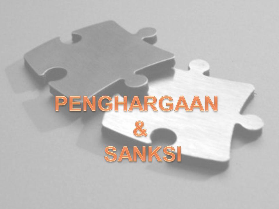 PENGHARGAAN & SANKSI 7