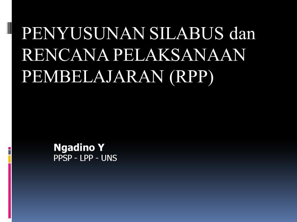 Ngadino Y PPSP - LPP - UNS
