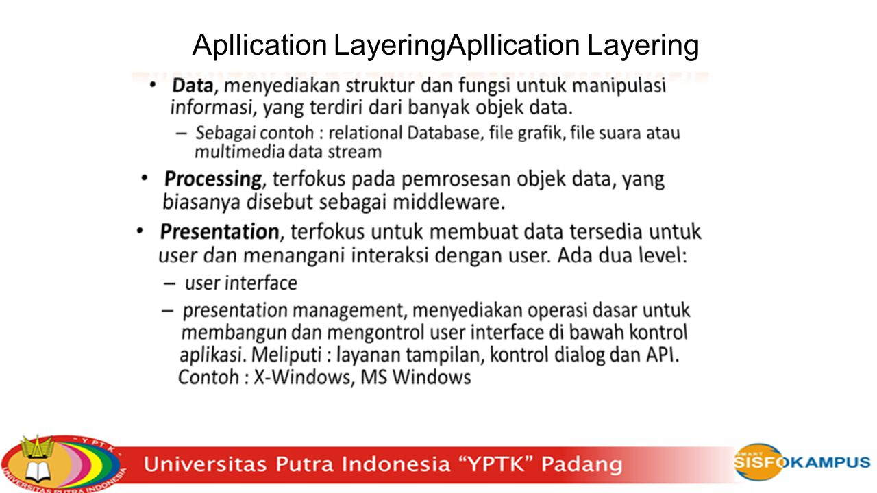Apllication LayeringApllication Layering