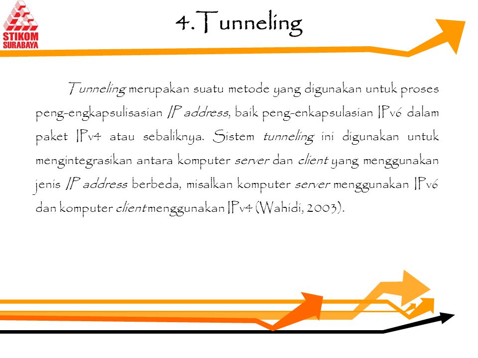 4.Tunneling