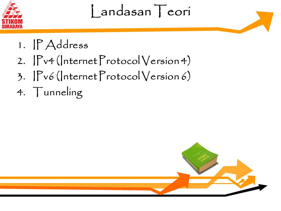 Landasan Teori IP Address IPv4 (Internet Protocol Version 4)
