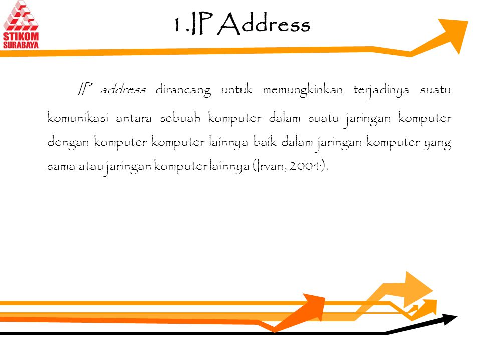 1.IP Address