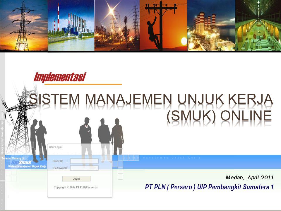 Sistem manajemen unjuk kerja (smuk) online