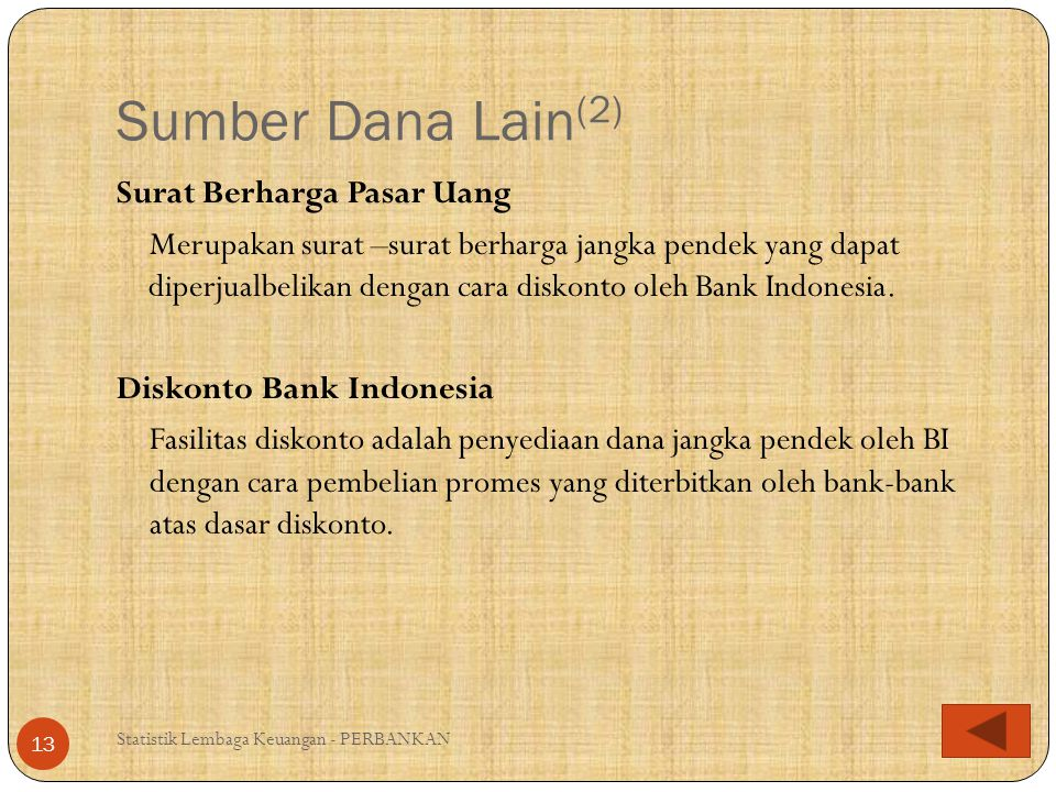 Sumber Dana Lain(2)