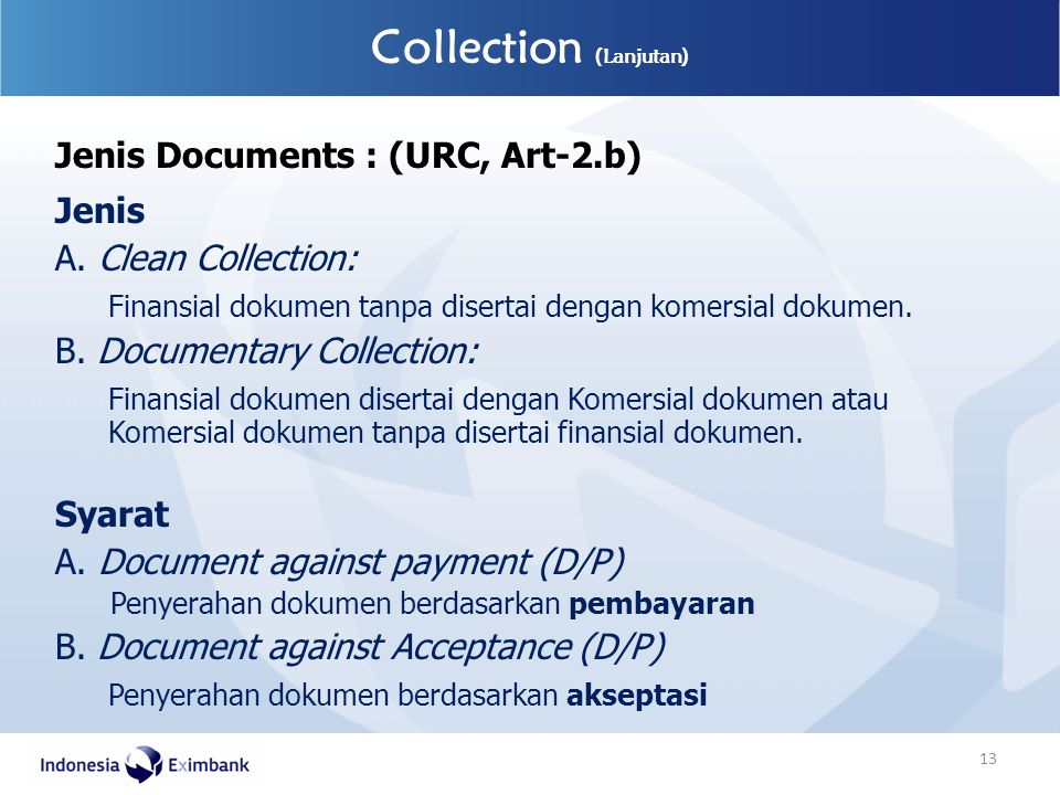 Collection (Lanjutan)