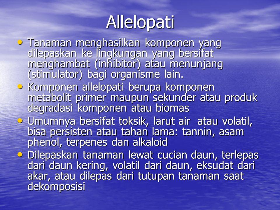 Allelopati