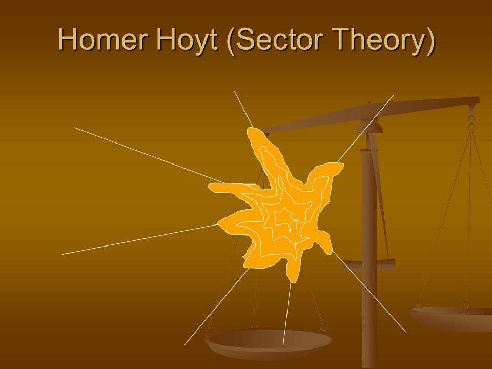 Homer Hoyt (Sector Theory)
