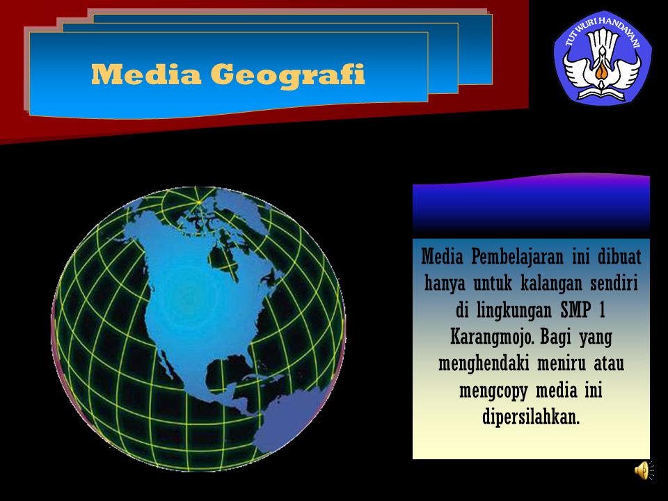 Media Geografi