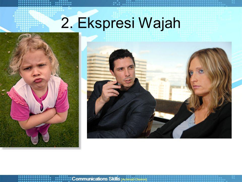 2. Ekspresi Wajah
