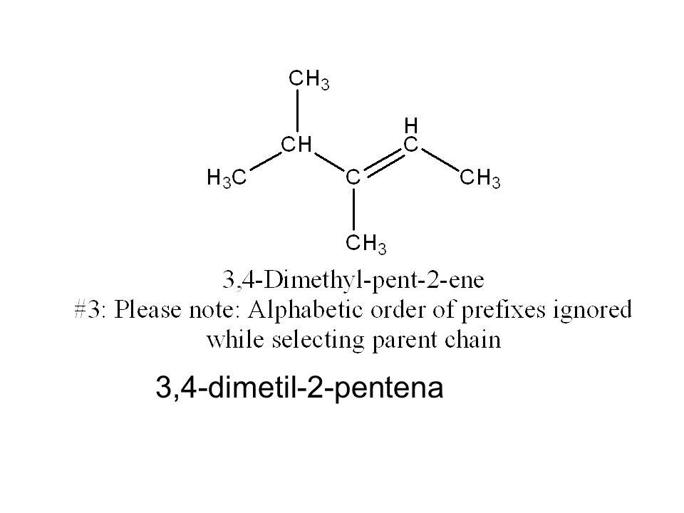 3,4-dimetil-2-pentena