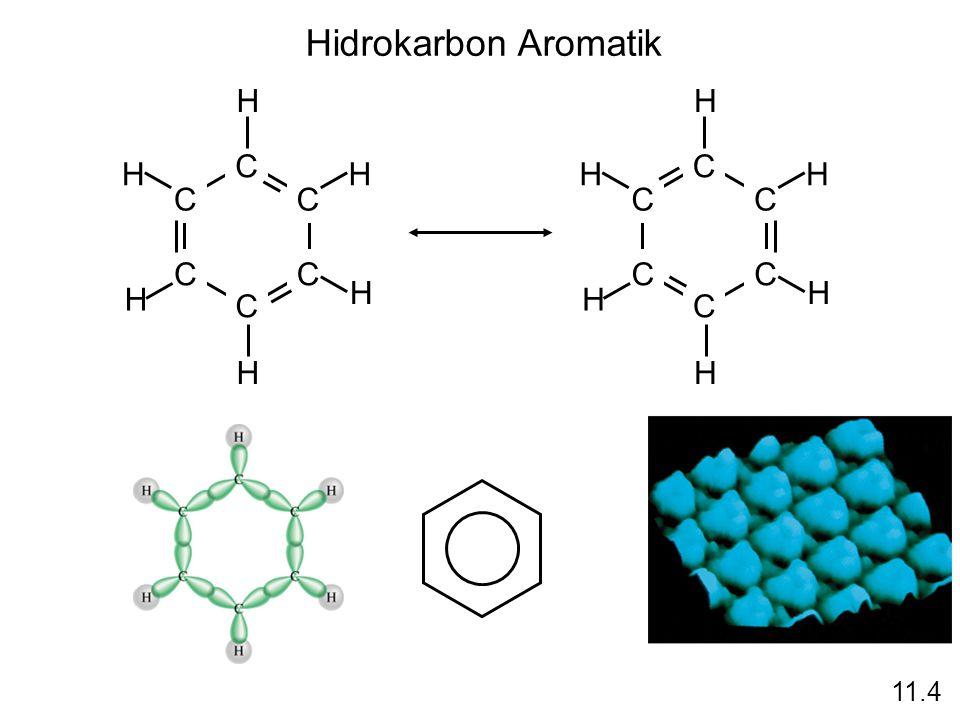 Hidrokarbon Aromatik C H C H 11.4