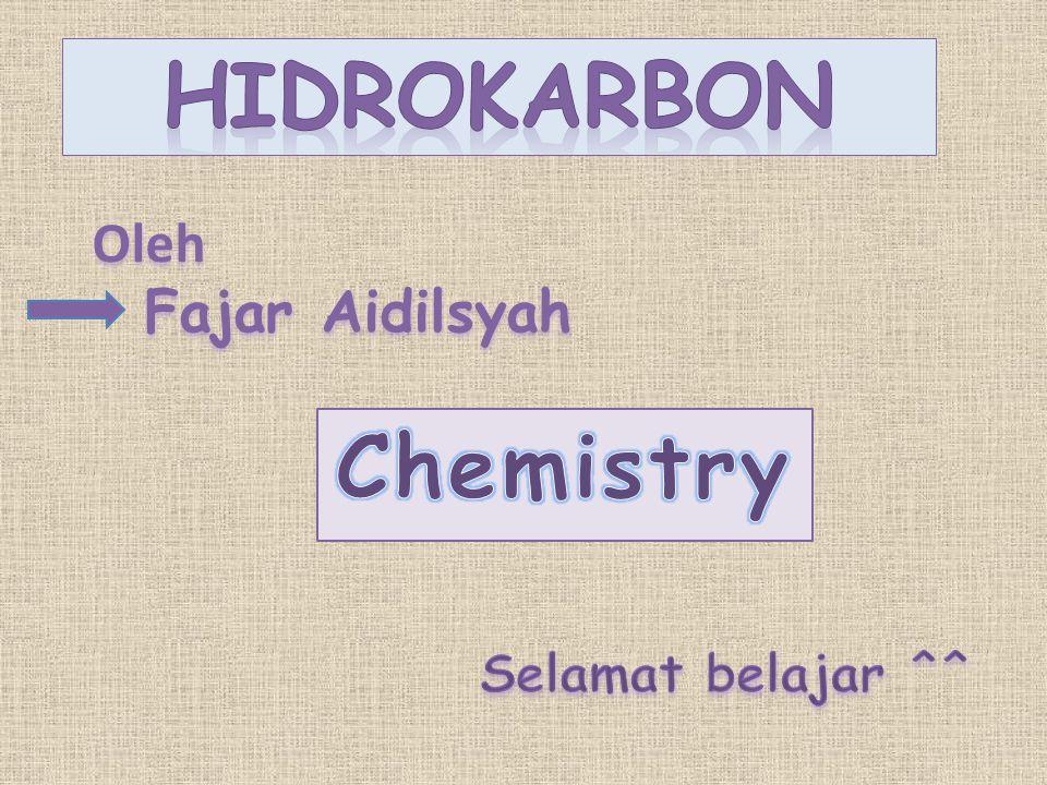 hidrokarbon Chemistry