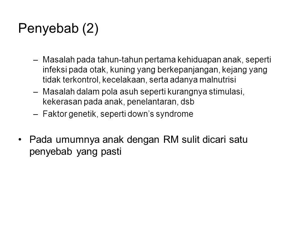 Penyebab (2)