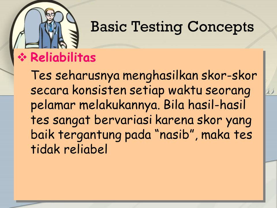 Basic Testing Concepts