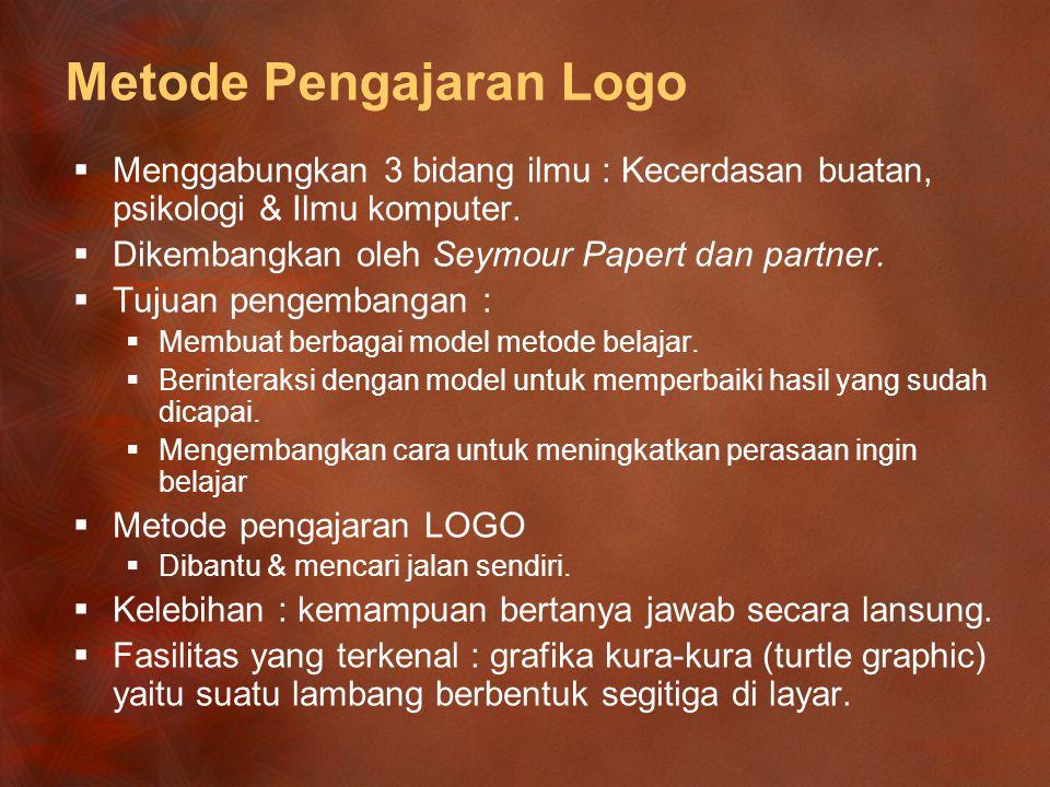 Metode Pengajaran Logo