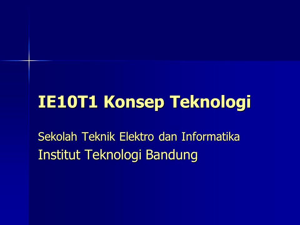 Sekolah Teknik Elektro dan Informatika Institut Teknologi Bandung
