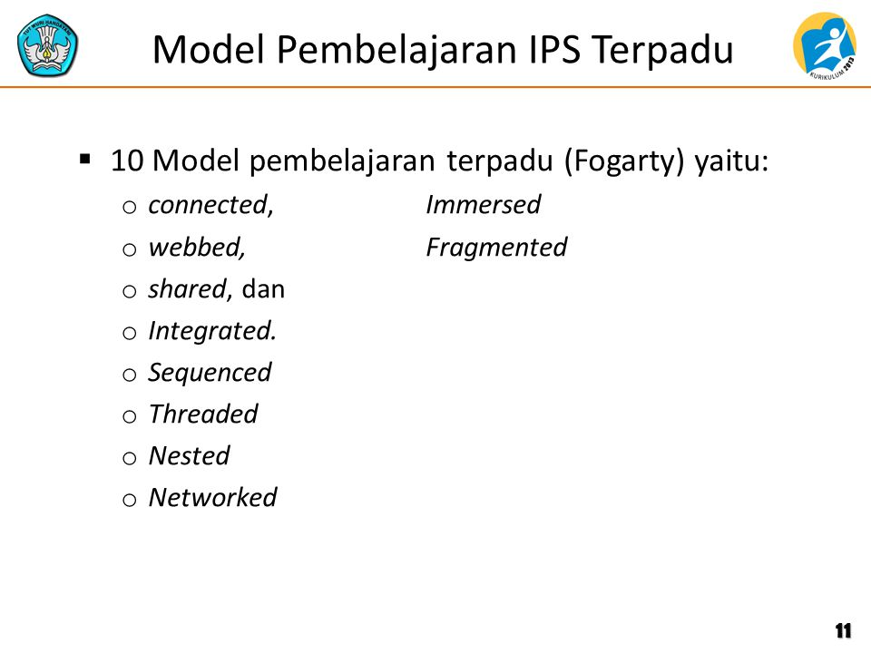 Model Pembelajaran IPS Terpadu