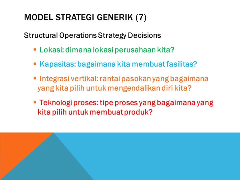 Model Strategi Generik (7)