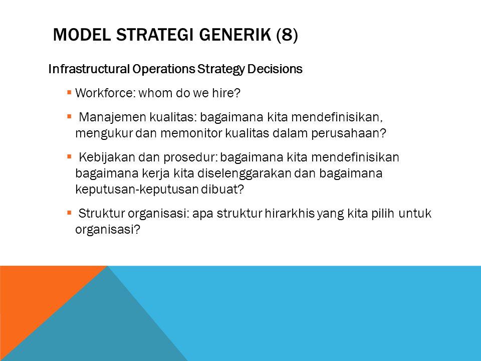 Model Strategi Generik (8)