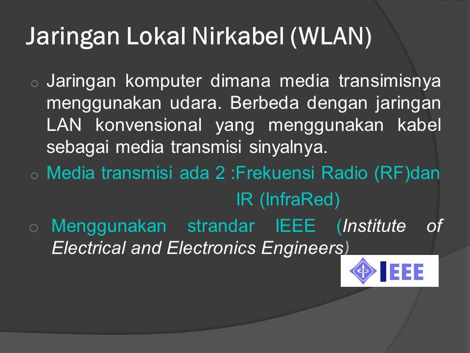 Jaringan Lokal Nirkabel (WLAN)