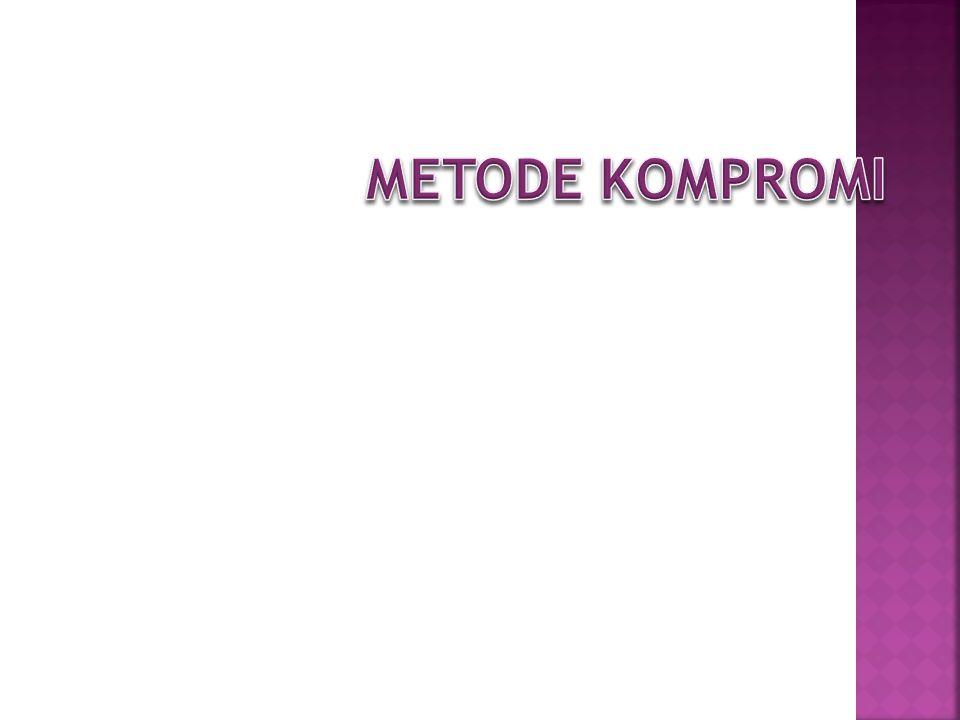 Metode Kompromi
