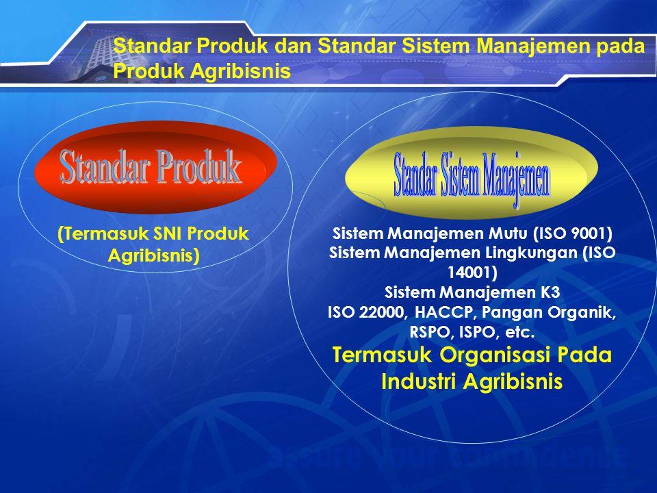 Standar Sistem Manajemen