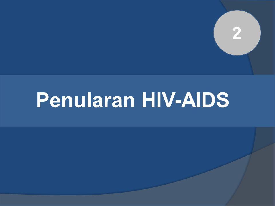 2 Penularan HIV-AIDS