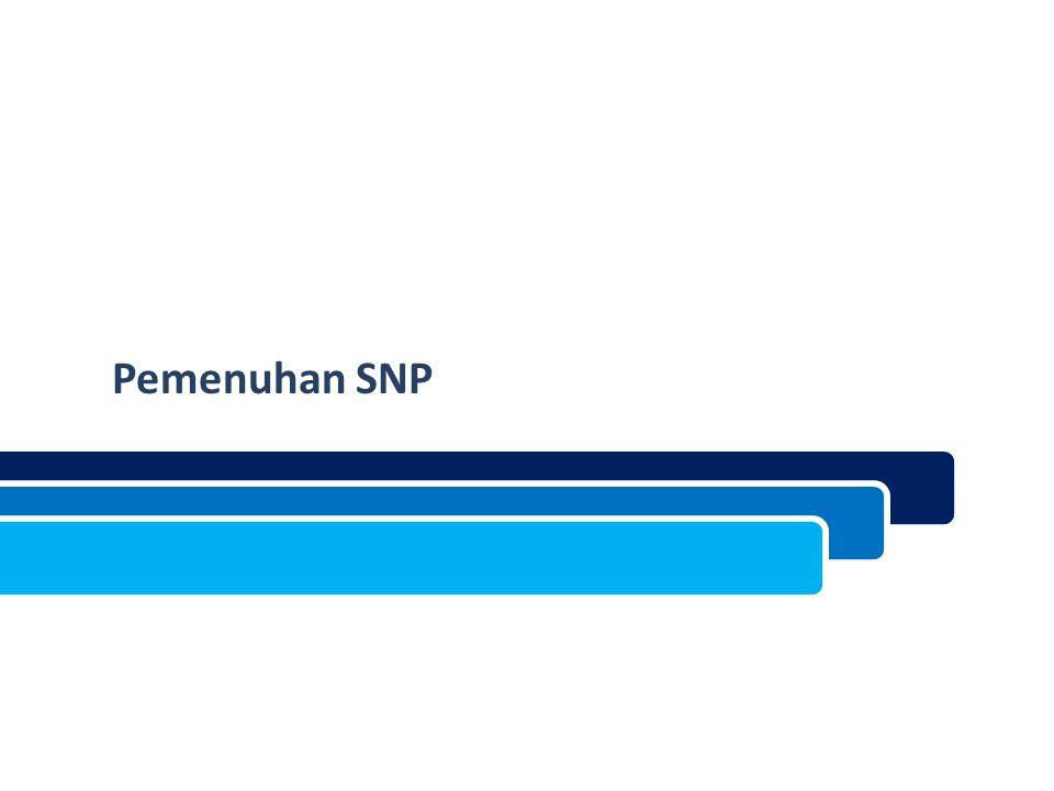 Pemenuhan SNP