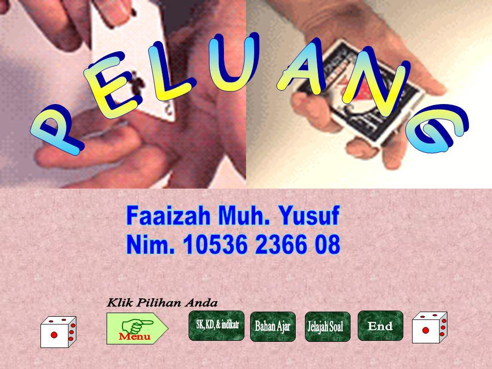  P E L U A N G Faaizah Muh. Yusuf Nim. 10536 2366 08