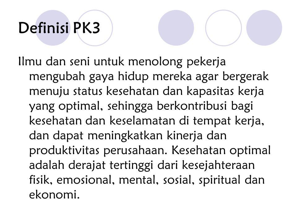 Definisi PK3