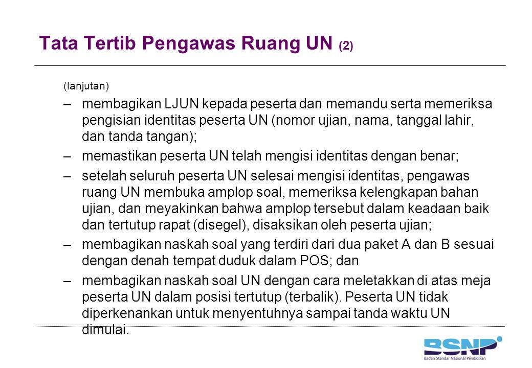 Tata Tertib Pengawas Ruang UN (4)