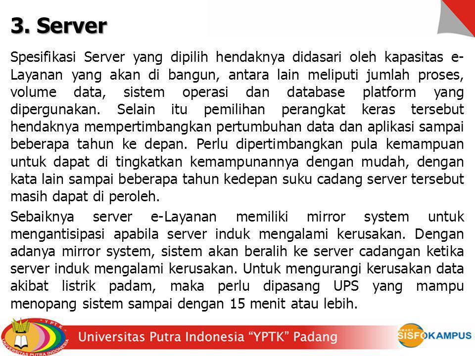 3. Server