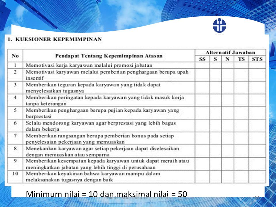 MetLit Kuantitatif 15 Des 2014
