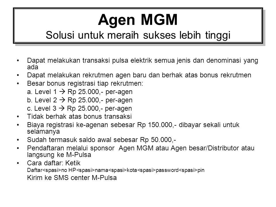 Agen MGM Solusi untuk meraih sukses lebih tinggi