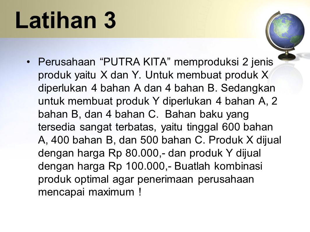 Latihan 3